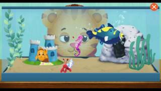 Toddlers and Fish - Daniel the Tiger