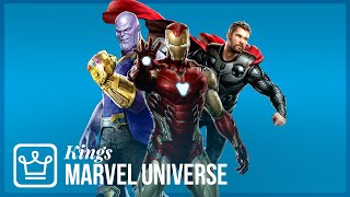 How Marvel became the KING of Cinema
