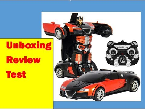 Transformer Rc Car Unboxing And Test Under Rs 1500 24 Usd