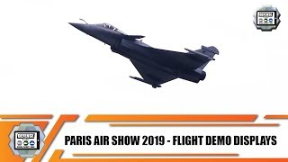 Paris Air Show 2019 Flight Demo combat attack helicopter fighter military transport aircraft France
