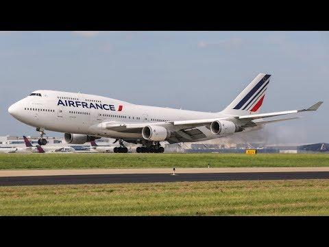 Prepar 3D - IVAO   Boeing 747-Air France   Paris to Tahiti Faa'a via Los Angeles