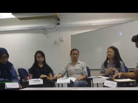 BBI2423 G69 Group Discussion Portfolio Task 2 Discussion 2 (Group 1)