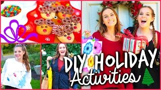 What To Do When You're Bored: DIY Holiday Activities! Thumbnail