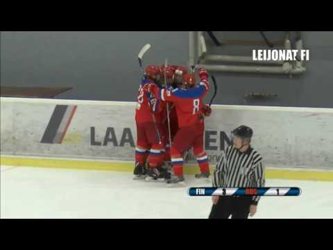 Aug 12, 2017 Friendly U17: Finland 3-4 Russia