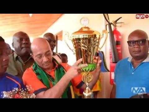 'Timu pekee ya Tanzania iliyoweka  rekodi FIFA' HAT TRICK YA FAINALI