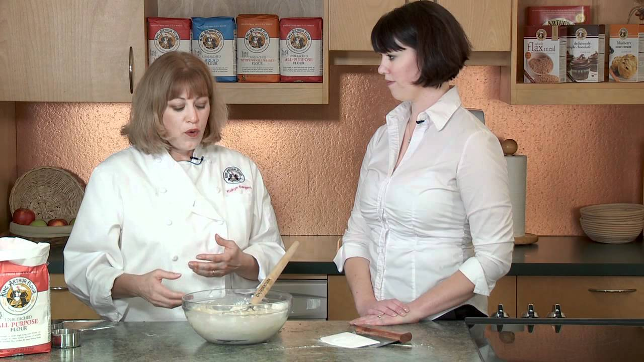 Video  Bread 101  Basic White Bread: Getting Started  King Arthur Flour