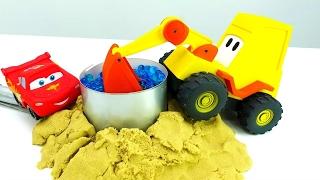 Excavadoras - Carritos para niños - Coches infantiles - Videos de Juguetes