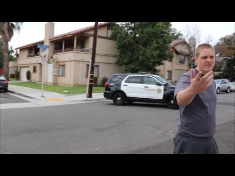 Copwatch - Norwalk Sheriffs And Strange Encounter