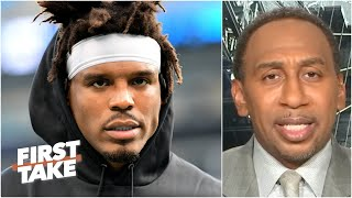 Stephen A.'s keys to Cam Newton's success with the Patriots  | First Take