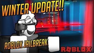 🔴Live🔴😱❄️Roblox Jailbreak *WINTER UPDATE* IS HERE!! ❄️😱 - Roblox Jailbreak🔴Live🔴