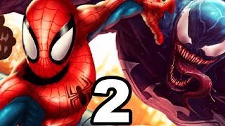 Ultimate Spider Man: Total Mayhem Gameplay Walkthrough Part 2