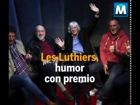 El humor blanco e inteligente de Les Luthiers, Premio Princesa de Asturias