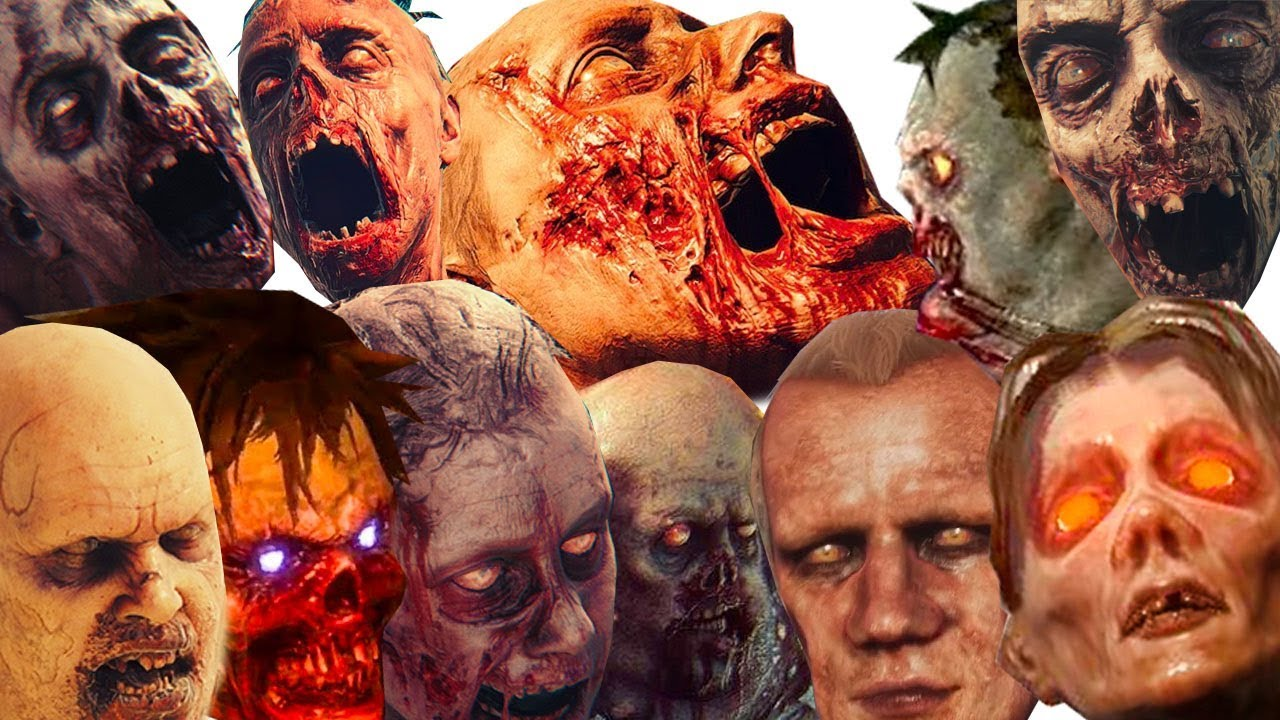 Zombie Games&& Try The Games