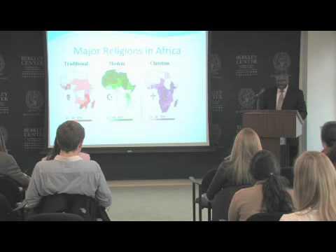 Catholic Peacebuilding in East Africa