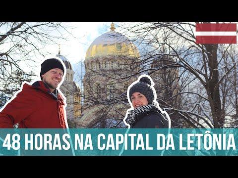 Um final de semana em Riga, a capital da Letônia - Alemanizando