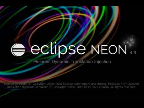How To Install Eclipse C/C++ IDE Neon on Windows 10/8 1/7