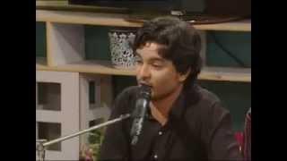 muhammad zubair perfomed ghazal khuli jo aankh