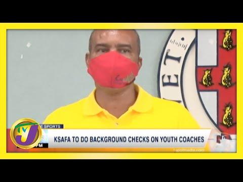 KSAFA to do Background Checks on Jamaican Youth Coaches   TVJ Sports