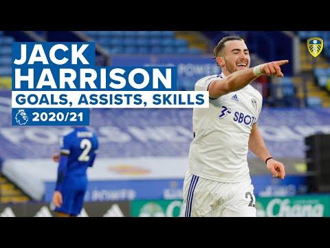 Jack Harrison: GOL TERBAIK, ASSIS, KETERAMPILAN |  Liga Inggris musim 2020/21