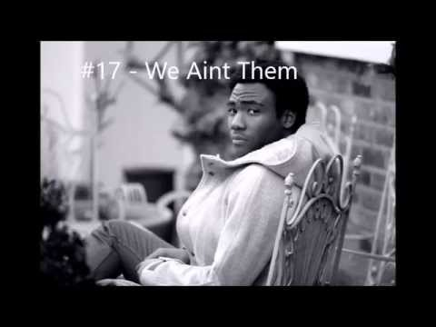 Top 25 Childish Gambino Songs