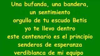 Himno Real Betis Fondo Flamenco