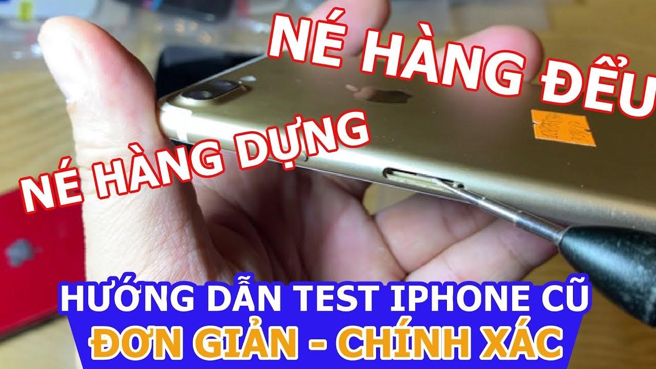 Download Hướng dẫn test iPhone Cũ khi mua trước tết - Phát hiện hàng Dựng, hàng lởm!!! Đơn giản, chính xác