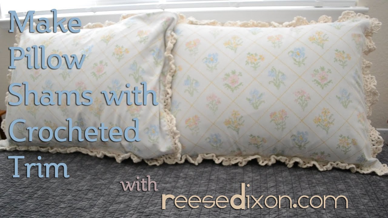 How to Sew Decorative Trim on Pillows