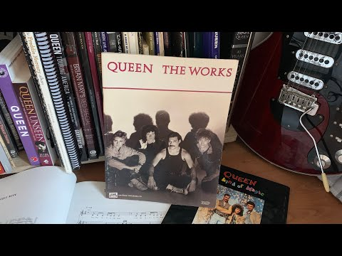 Queen - The Works - Songbook