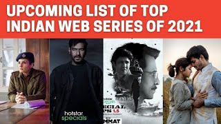 Upcoming List of Indian Web Series