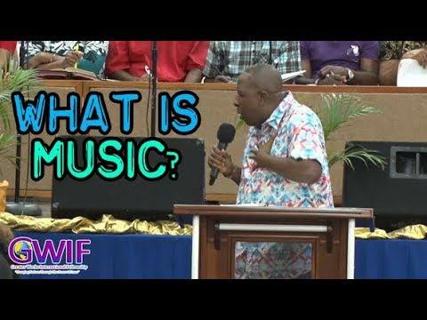 What is Music   Apostle Andrew Scott