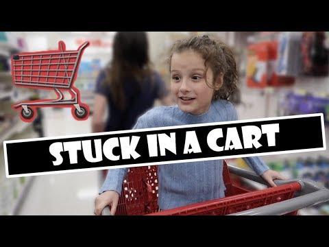 Stuck In Cart 🛒 (WK 375.2) | Bratayley