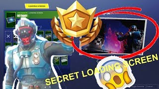 INSANE FORTNITE WEEK 8 LOADING SCREEN LEAK + HOW TO GET IT