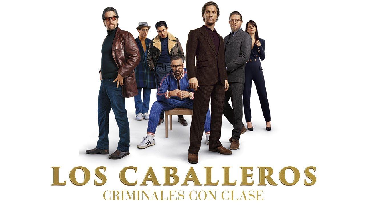 Los caballeros ( The Gentleman) - Trailer Oficial - Subtitulado
