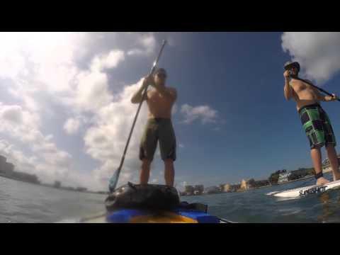 Clearwater Beach Paddleboard Rental