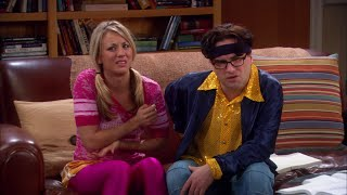 The Big Bang Theory - Disco Dancing And Roller Skating