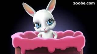 Поздравления в день рождения женщине Мария, Маша, Машенька от Зайки Zoobe