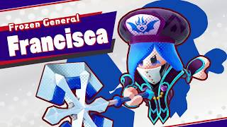 Part 7 KIRBY STAR ALLIES for Nintendo Switch Lets Play - Francisca The Girl Of Ice