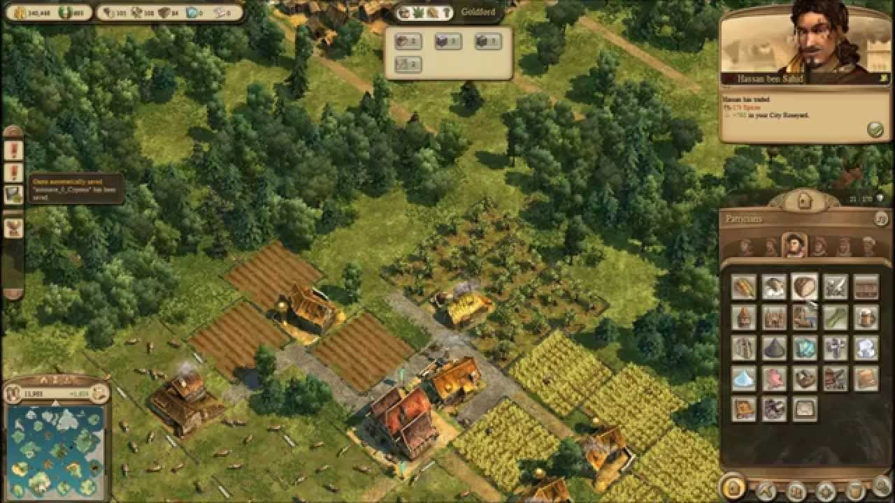 Dawn Of Discovery Review Anno 1404