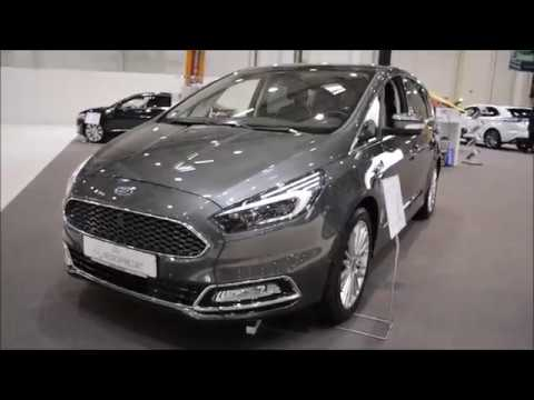 2017 New Ford S-Max Vignale Exterior and Interior