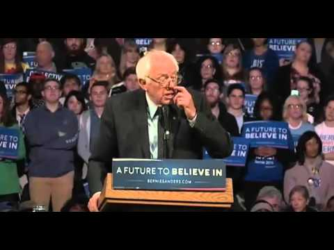Bernie Sanders Albany Ny Rally Full Spech