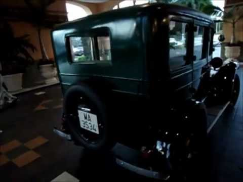 1928 Wippet Vintage Rental in Miami Limousines