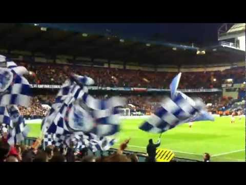 Chelsea - Benfica 1:0 Frank Lampard 04.04.2012 Champions League Viertelfinale