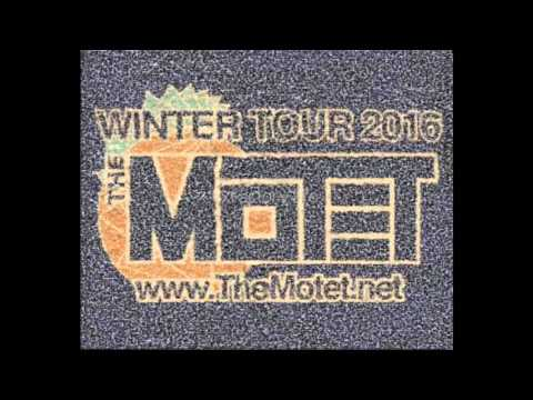 The Motet - Kashmir