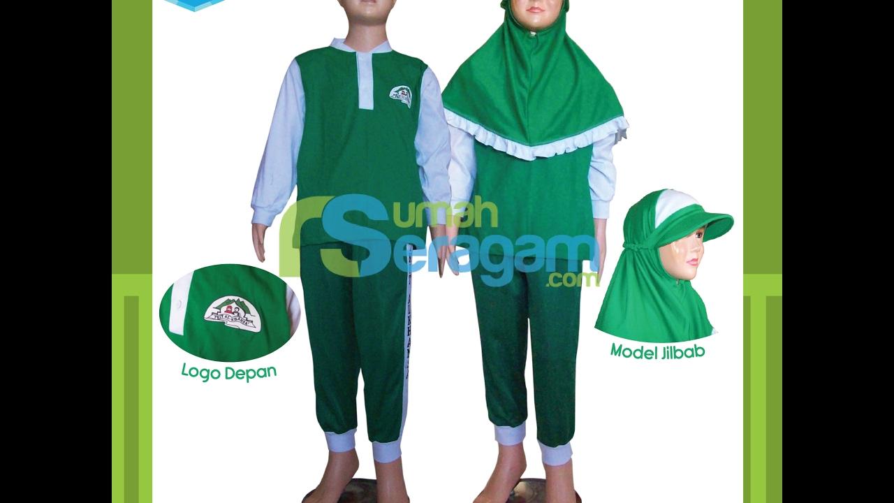 Seragam Olahraga Tk Islam Youtube