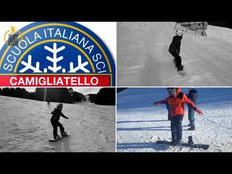 CALABRIA SNOW ACADEMY CAMIGLIATELLO 4 GEN 2018 HD