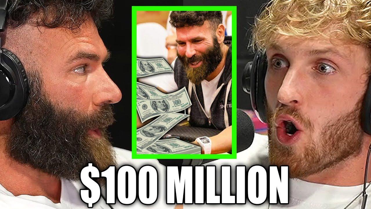 DAN BILZERIAN TEASES $100,000,000 POKER MATCH *EXCLUSIVE*