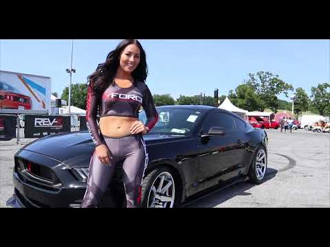 2018 AMERICAN MUSCLE Mustang Car Show