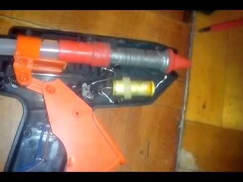 Термоклеевой пистолет своими руками