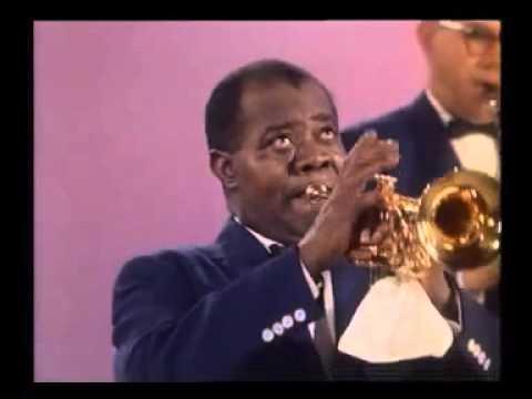 Louis Armstrong   C'est Si Bon 1962   YouTube22