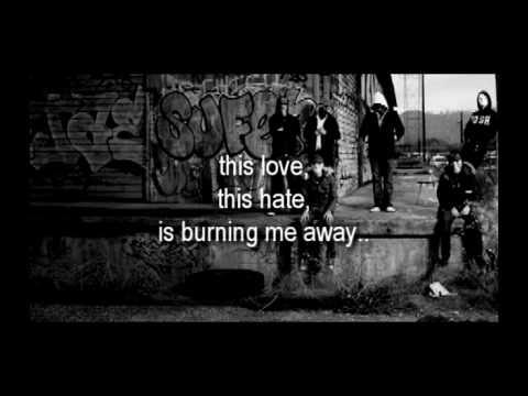 """Hollywood Undead-""""Knife Called Lust"""" Lyrics Video"""